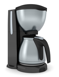 Překapávače na kávu